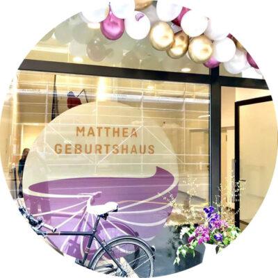 Matthea Eingang